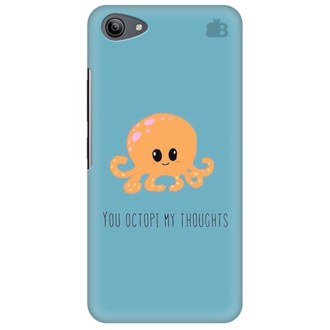 Octopi Thoughts Vivo Y81i Cover