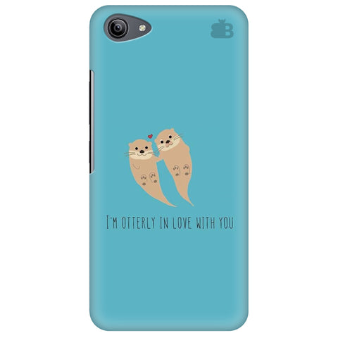 Otterly Love Vivo Y81i Cover