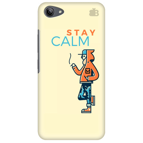 Stay Calm Vivo Y81i Cover