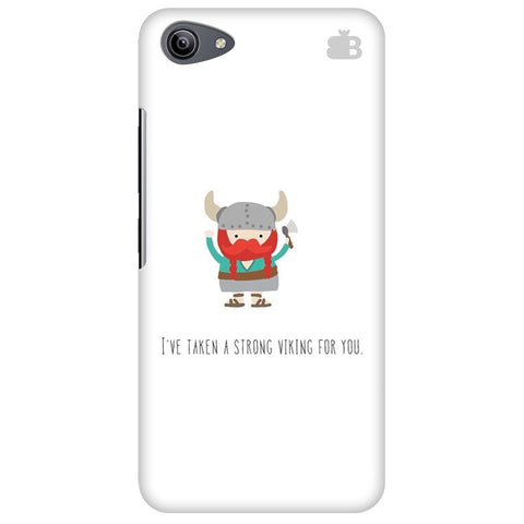 Strong Viking Vivo Y81i Cover