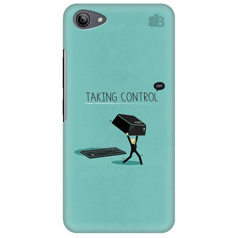 Taking Control Vivo Y81i Cover