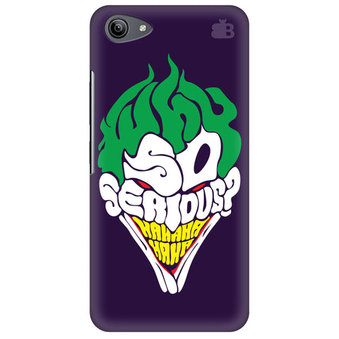 Why So Serious Vivo Y81i Cover