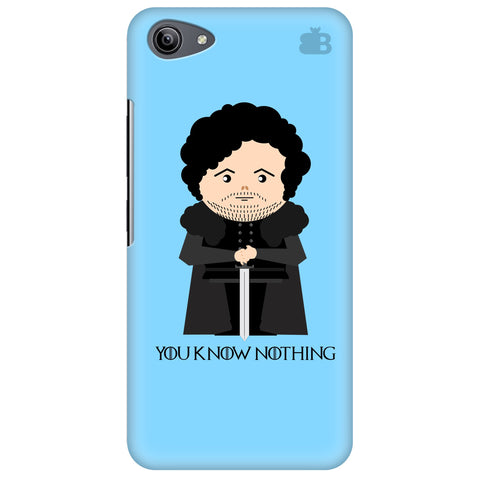 You Know Nothing Vivo Y81i Cover