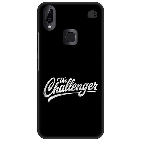 The Challenger Vivo Y83 Pro Cover