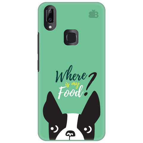 Where is my Food Vivo Y83 Pro Cover