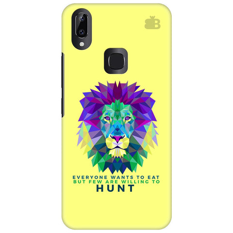 Willing to Hunt Vivo Y83 Pro Cover