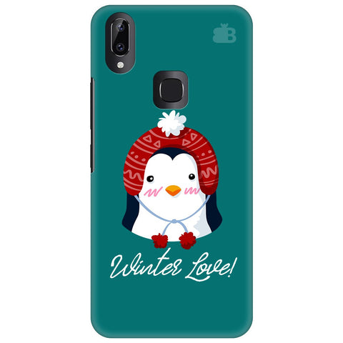 Winter Love Vivo Y83 Pro Cover