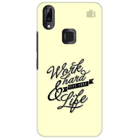 Work Hard Vivo Y83 Pro Cover