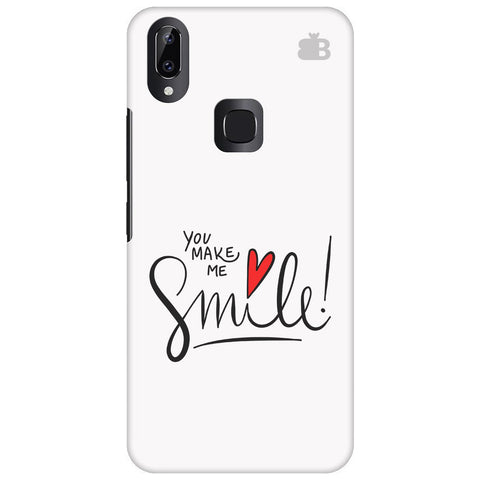 You make me Smile Vivo Y83 Pro Cover