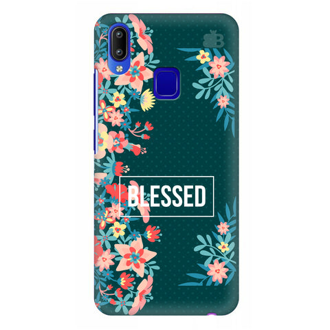 Blessed Floral Vivo Y95 Cover