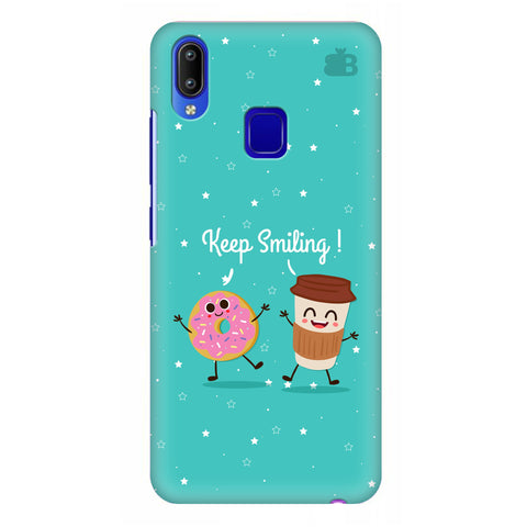 Keep Smiling Vivo Y95 Cover