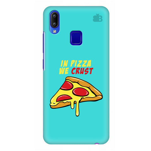 Pizza Crust Vivo Y95 Cover