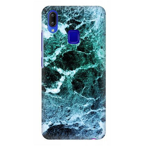 Sea Marble Vivo Y95 Cover