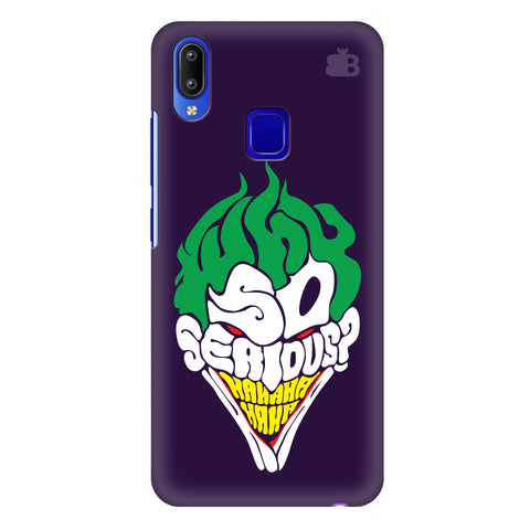 Why So Serious Vivo Y95 Cover