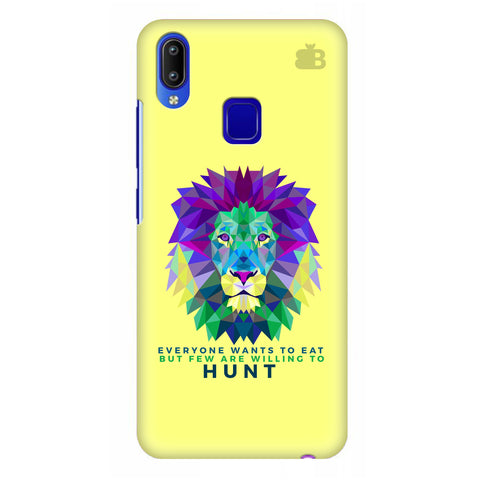 Willing to Hunt Vivo Y95 Cover