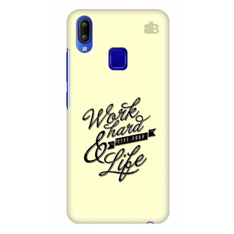 Work Hard Vivo Y95 Cover