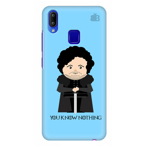 You Know Nothing Vivo Y95 Cover