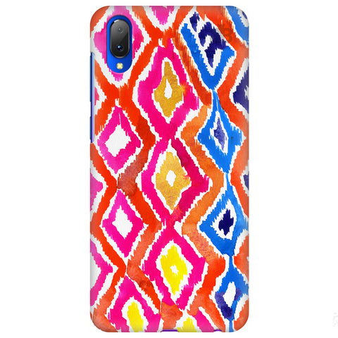 Colorful Ikat Vivo Y97 Cover