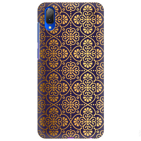 Gold Ornament Vivo Y97 Cover