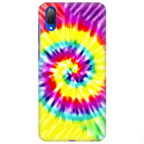Tie Die Art Vivo Y97 Cover