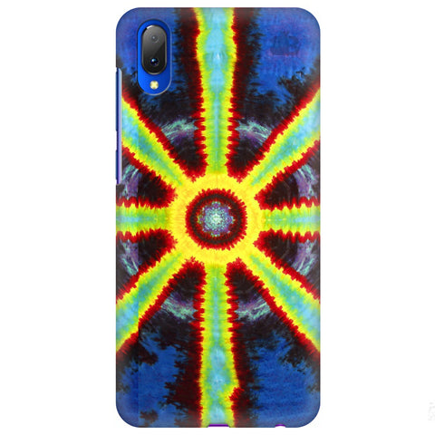 Tie Die Pattern Vivo Y97 Cover