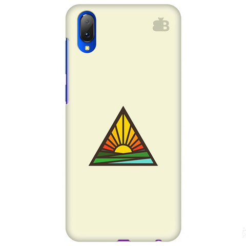 Triangular Sun Vivo Y97 Cover
