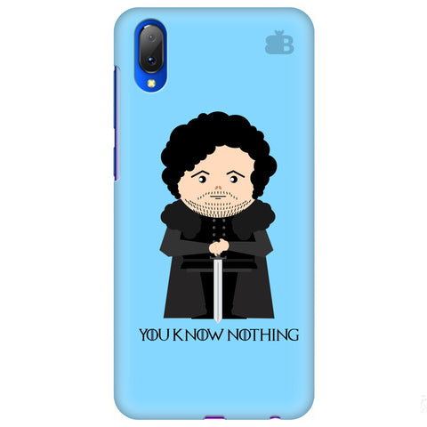 You Know Nothing Vivo Y97 Cover