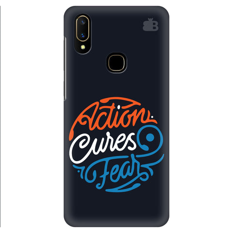 Action Cures Fear Vivo V11 Cover