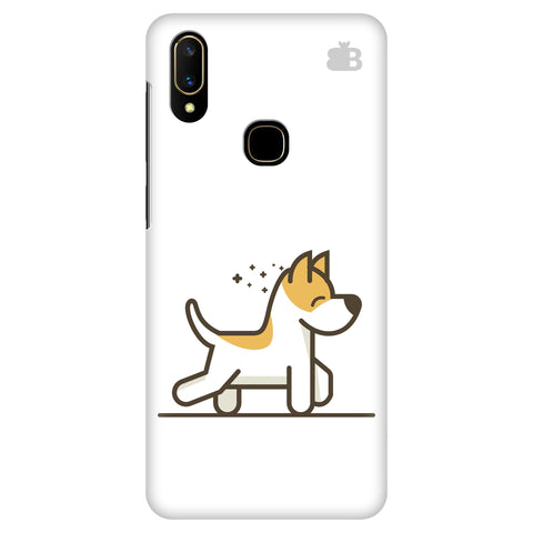 Happy Puppy Vivo V11 Cover
