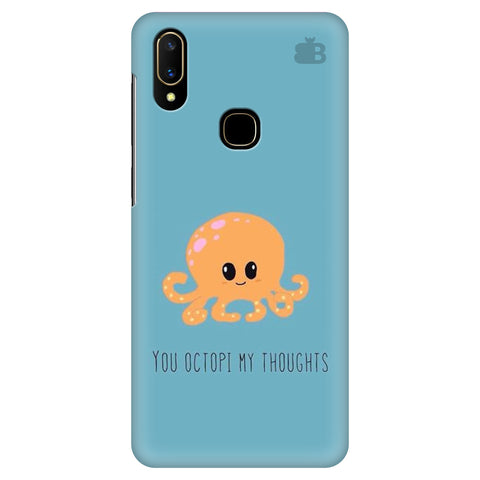 Octopi Thoughts Vivo V11 Cover