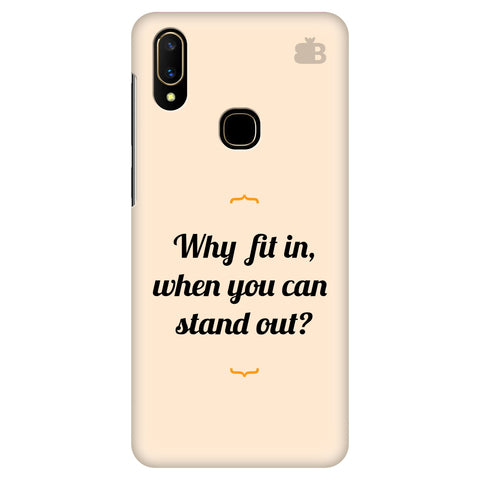 Stand Out Vivo V11 Cover