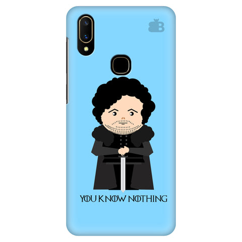 You Know Nothing Vivo V11 Cover