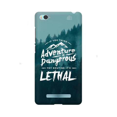 Adventure Xiaom Mi 4i Phone Cover