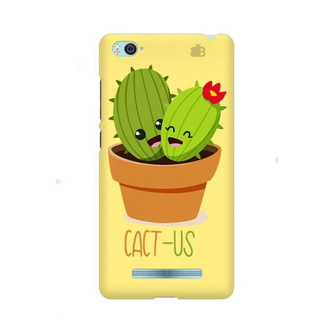 Cact-Us Xiaom Mi 4i Phone Cover