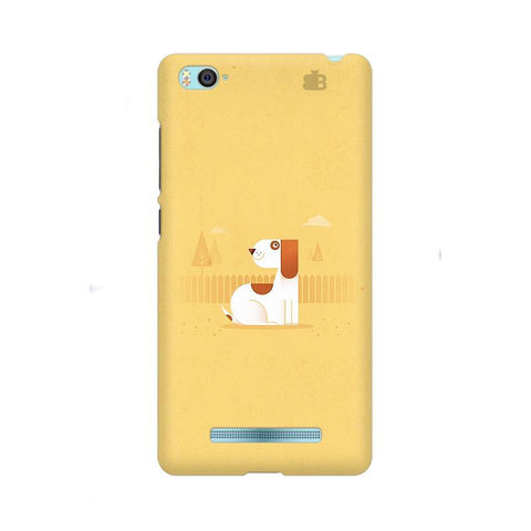 Calm Dog Xiaom Mi 4i Phone Cover