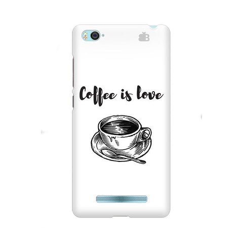 Coffee is Love Xiaom Mi 4i Phone Cover
