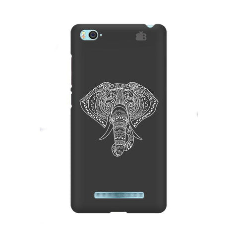 Ethnic Elephant Art Xiaom Mi 4i Phone Cover