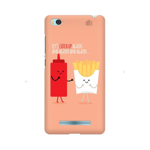 Let's Catch Up Xiaom Mi 4i Phone Cover