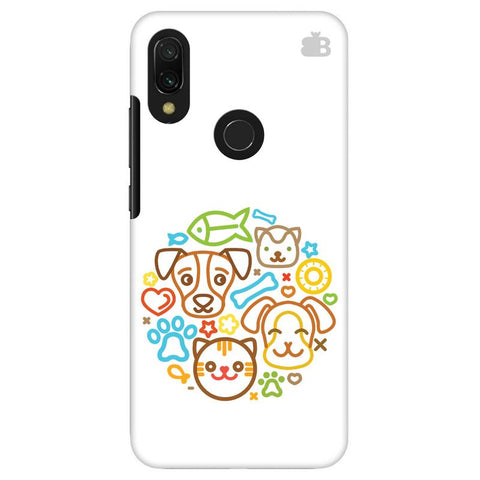 Cute Pets Xiaomi Redmi X Cover