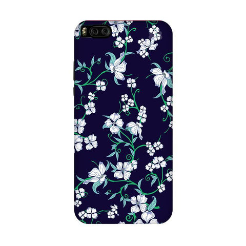 Dogwood Floral Pattern Xiaomi Mi6 Phone Cover