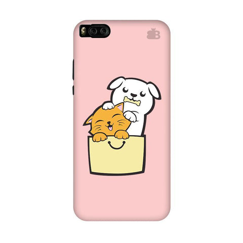 Kitty Puppy Buddies Xiaomi Mi6 Phone Cover