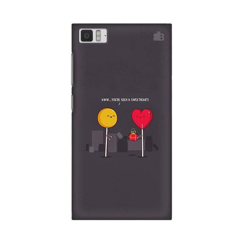 Sweetheart Xiaomi Mi 3 Phone Cover