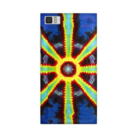 Tie & Die Pattern Xiaomi Mi 3 Phone Cover