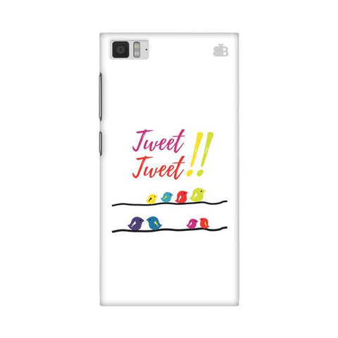Tweet Tweet Xiaomi Mi 3 Phone Cover