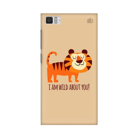 Wild About You Xiaomi Mi 3 Phone Cover