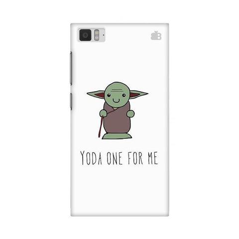Yoda One Xiaomi Mi 3 Phone Cover