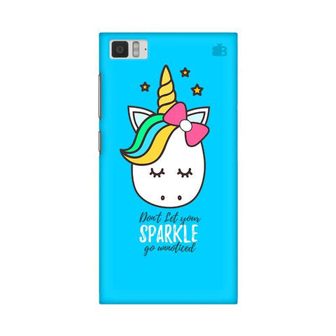 Your Sparkle Xiaomi Mi 3 Phone Cover