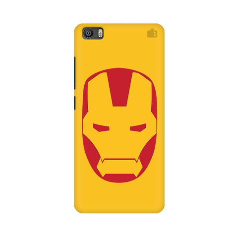 Angry Superhero Mask Xiaomi Mi 5 Phone Cover