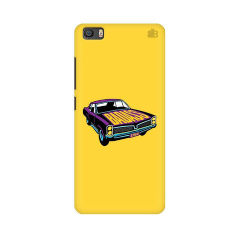 Badass Muscle Car Xiaomi Mi 5 Phone Cover