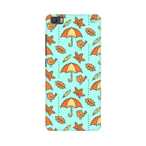 Birds & Umbrellas Xiaomi Mi 5 Phone Cover